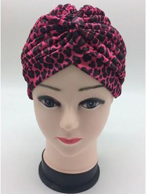 Mode Stretch Baumwolle Damen Turban Acc018