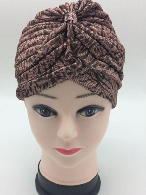 Mode Stretch Baumwolle Damen Turban Acc019