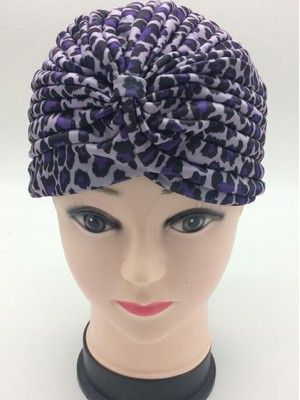 Mode Stretch Baumwolle Damen Turban Acc021
