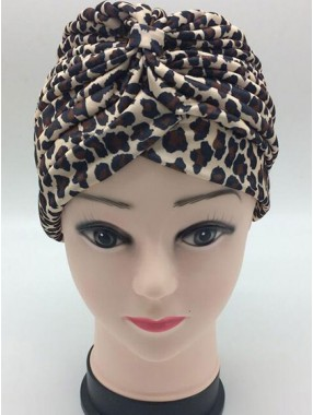 Mode Stretch Baumwolle Damen Turban Acc022