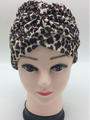 Mode Stretch Baumwolle Damen Turban Acc022