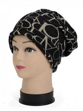 Mode Stretch Baumwolle Damen Turban Acc027