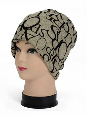 Mode Stretch Baumwolle Damen Turban Acc029