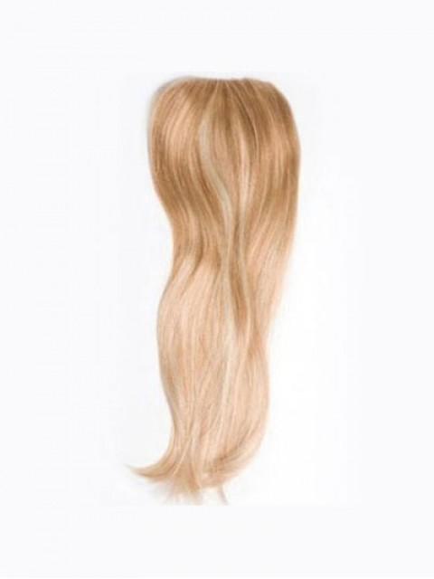 Liebliche Blonde Mini Fall Clip In Haarteile