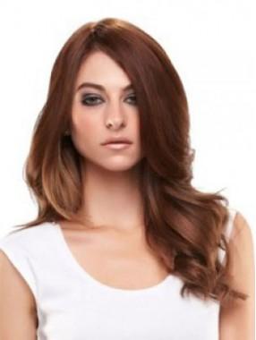 Magische Wellig Lange Remy Echthaar Haarteilen