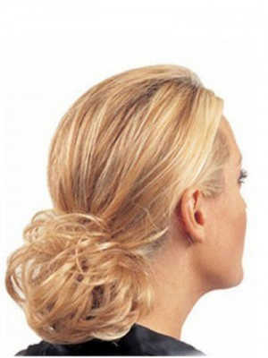 Faszinierende Lockig Haarkranz Für Frauen