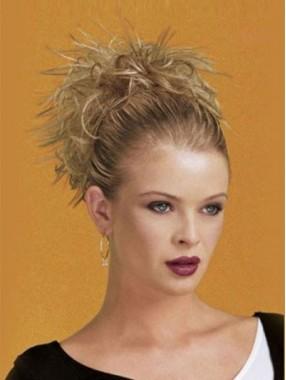 Mode Große Wellig Haarkranz Für Frauen