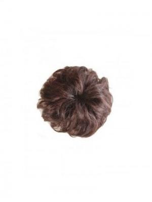 Chignon Menschliche Haarteile Verlängerung