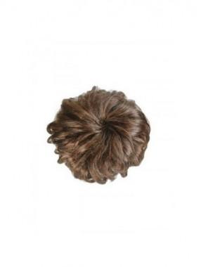 Gringfügig Lockig Echthaar Haarkranz