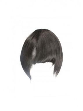 Fabelhafte Franse Mit Schwarze Haar