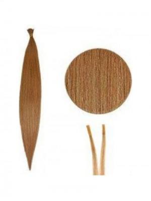 Natürliche Stock/I Tip Haarverlängerung DATH022
