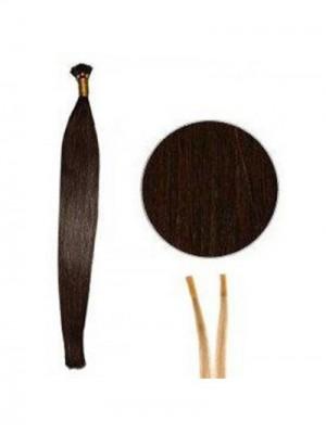 Höhe Qualität Luxuriöse Stock/I Tip Haarverlängerung DATH030