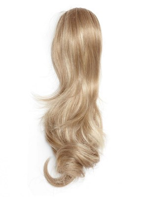 "Nalee 18"" Straight Clip On Toupet"