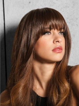 Hairdo Bangs Synthetic Toupet