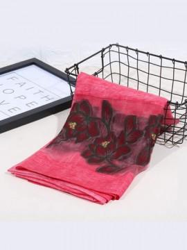 Neuer Ankunfts-Art und Weise Silk weiblicher Schal SCC005