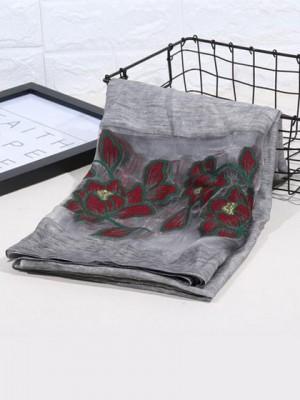 Neuer Ankunfts-Art und Weise Silk weiblicher Schal SCC007
