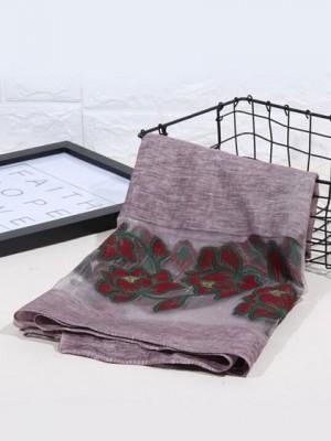 Neuer Ankunfts-Art und Weise Silk weiblicher Schal SCC009