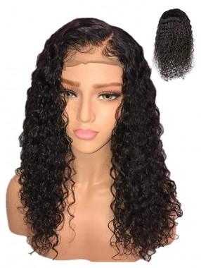 Brasilianisches Reines Haar Spitzefront Perücken