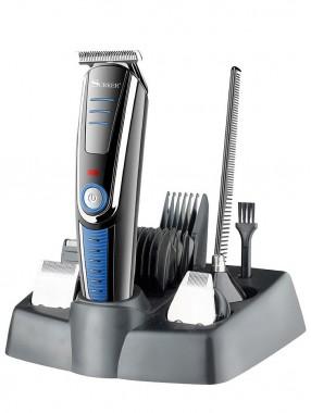 Multifunktionaler elektrischer Fünf-in-Eins-Haarschneider