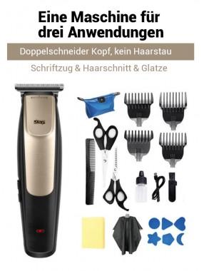 Bartschneider-Kit  Haarschneidemaschinen mit Haarschnitt-Kit für Männer / Kinder / Babys