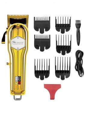 Surker Haarschneidemaschine für Herren Haarschneider, Bartschneider, Friseur Haarschnitt