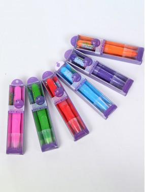 Einweg Haarfarbe Buntstift Farbset Umweltschutz Kinder Rotationsstift