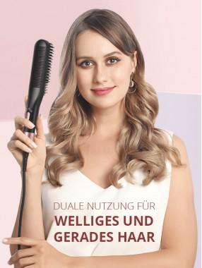 Der neue haarfreundliche Art des multifunktionalen Haarglätter