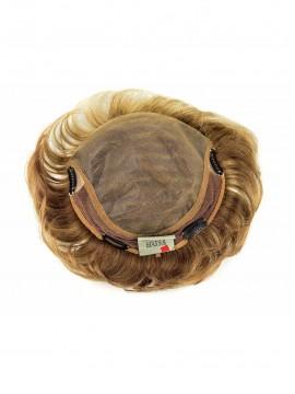 Kurz Monofilament Haarteile Toupée