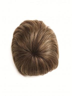 Kurz Kappenlos Haarteile Toupée
