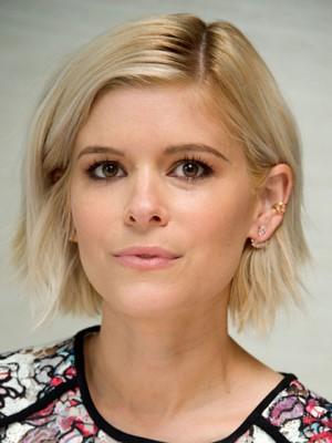 Kurze glatte blonde gerade Spitze-vordere Remy Menschenhaar-Perücke