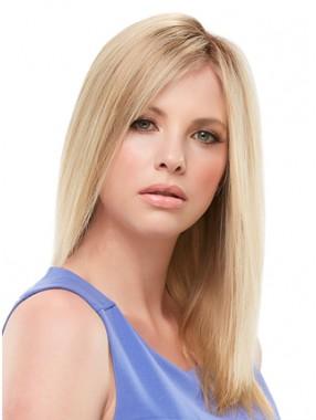 Straight Beautiful Human Hair Echthaar Perücken