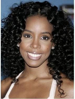 Damen Mittel Hair Locking Perücken