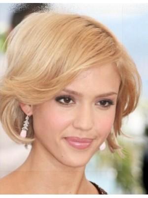 Jessica Alba Kurz Haircut Perücken