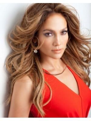 Jennifer Lopez Lang Welling Perücken